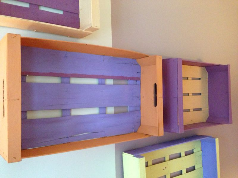 DIY – Etagères home made