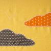 vignette cadre deco nuage