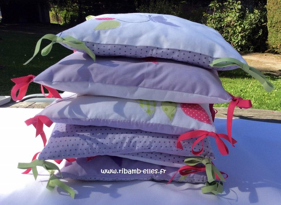 collection papillons gris p le rose mauve ribamb 39 elles. Black Bedroom Furniture Sets. Home Design Ideas
