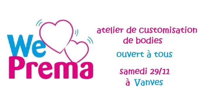 Atelier customisation de bodies