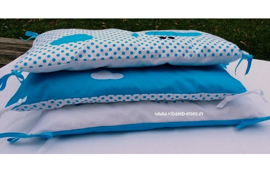 gigoteuse avion bleu blanc taupe 0 6 mois ribamb 39 elles. Black Bedroom Furniture Sets. Home Design Ideas