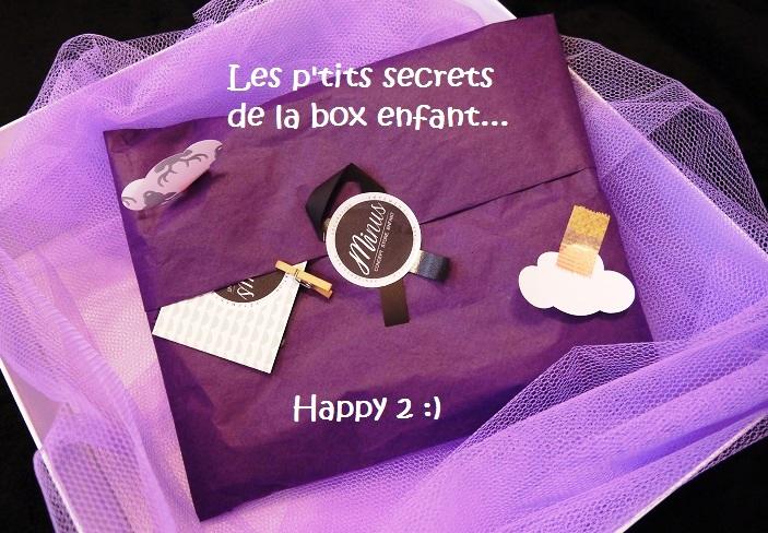 Cadeau n°3 #Happy2