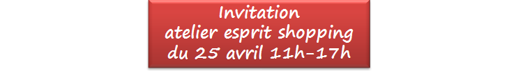 invitation atelier esprit shopping esprit maman