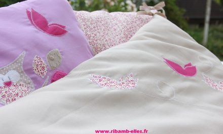 Collection Hiboux Parme/Taupe/Fuchsia