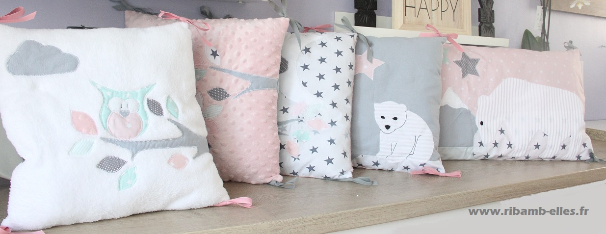 gigoteuse hibou rose blanc gris 6 12 mois ribamb 39 elles. Black Bedroom Furniture Sets. Home Design Ideas